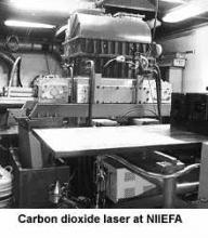 Carbon dioxide laser at NIIEFA