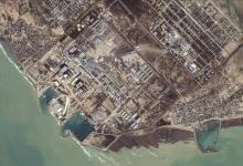 Bushehr Reactor, Iran.