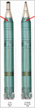 Figure 3 - Soviet 2nd Generation ICBM's