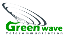 Green Wave Telecommunication, Sdn Bhn Logo