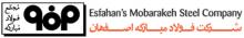 Mobarakeh Logo